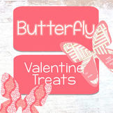 Butterfly Valentine Printable