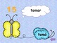 Butterfly Verbs - Spanish Version