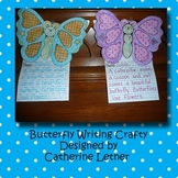 Butterfly Writing Craft/Boy and Girl