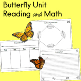 Butterfly Unit: Reading and Math