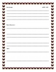 Butterfly or Moth Informational Report Writing Sheets, 12 Total Pages!