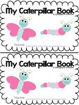 My Caterpillar Book