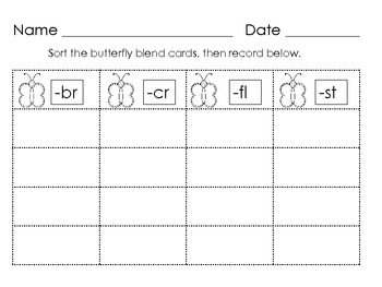 Butterfy Blends