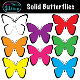 Butteryfly Clipart * Summer * Spring * Bugs * Insects
