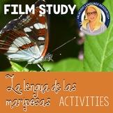 Butterfly / La lengua de las mariposas Spanish ACTIVITIES to accompany film
