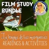 Butterfly / La lengua de las mariposas Spanish READINGS &
