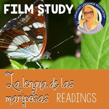 Butterfly / La lengua de las mariposas Spanish READINGS to accompany film
