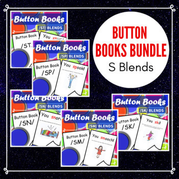Button Books BUNDLE /S/ Blends -- Cluster Reduction