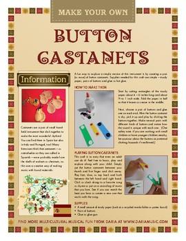 Button Castenets Tutorial