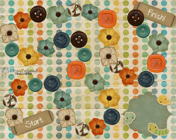 Button Fun Gameboard