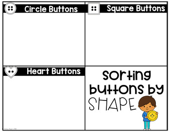 Button Fun | Math Centers