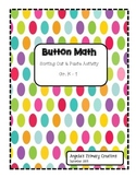Button Sorting Math Worksheet