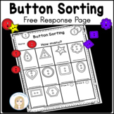 Button Sorting Student Response Counting Follower Freebie