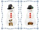Button Up Mr. Snowman CVC Spelling Game