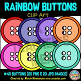 Buttons Clip Art for Personal & Commercial Use