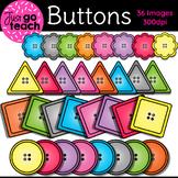 Buttons {Clipart}