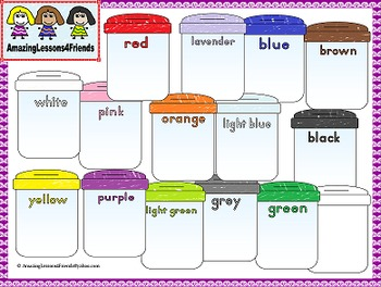 Buttons and Containers Clipart