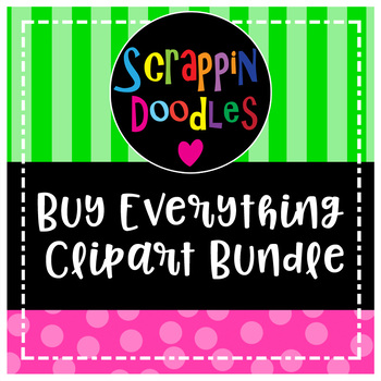 Buy Everything Bundle ($5,000 worth of clip art for $250)