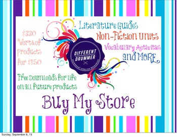 Buy My Store!