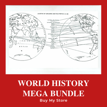 Buy My Store - All Things History