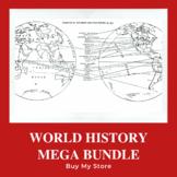World History Mega Bundle - Buy My Store