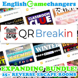 Buy My Store! #QRBreakIN REVERSE Escape Room LIFETIME EXPA