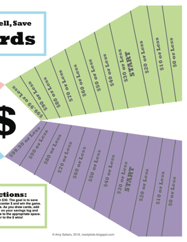 Buy, Sell, Save! Adding and Subtracting Money to $100