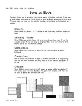 Buy a Block (Math)