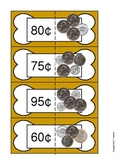 Buy a Bunch o' Bones - counting coin values to 95 cents