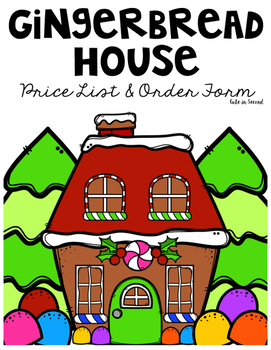 Buy a Gingerbread House - Budgeting and More!