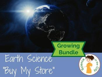 Buy my Store Bundle - Earth Science