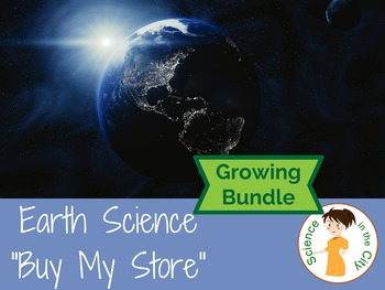 Buy my Store - Earth Science