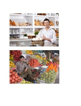 Buyer, Seller, Producer Practice Activity