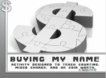 Buying My Name