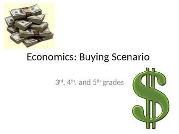 Buying Scenario Instructional PPT