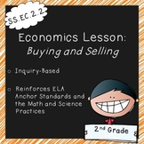 Buying and Selling (2nd Grade, Standards Aligned)
