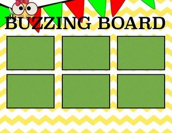 Buzz Board