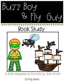 Buzz Boy and Fly Guy Book Companion