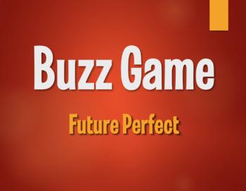 Spanish Future Perfect Buzz Game