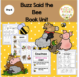 Buzz Said the Bee  Book Unit