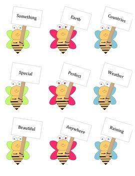Buzz Sight Words Grades K-5