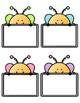Buzz into 2nd Grade Bulletin Board