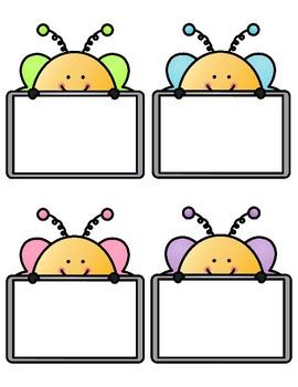 Buzz into 3rd Grade Bulletin Board