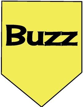 Buzz into 4th Grade Bulletin Board