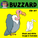 Buzzard Zoo Animals Clip Art