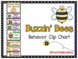 Buzzin' Bees Behavior Clip Chart