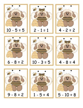 Buzzing About Addition and Subtraction