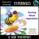 Hyperboles PowerPoint Lesson {Figurative Language}