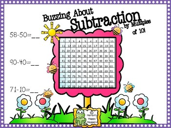 Buzzing About Subtraction by Multiples of 10