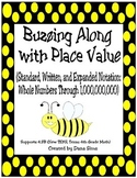 Buzzing Along with Place Value (Through One Billion) (TEKS 4.2B)